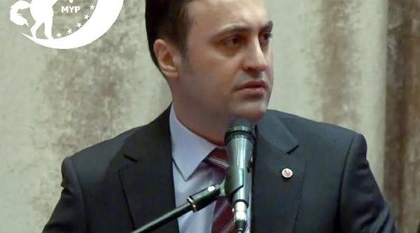 Myp Lideri Yilmaz: Türk Siyaseti Yenilenmeli