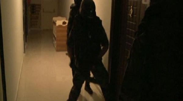 Narkotik Operasyonu Polis Kamerasinda