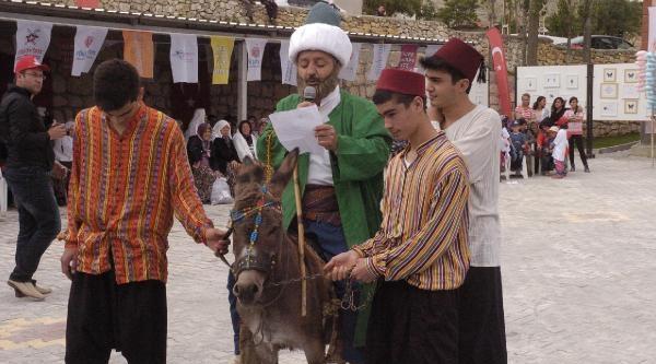 Nasreddin Hoca Doğum Şenlikleri Sivrihisar'da Yapıldı