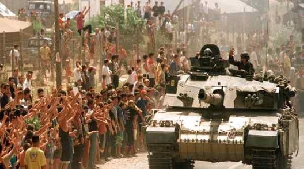 Nato Askerlerinin Kosova'ya Girişinin 15. Yılı