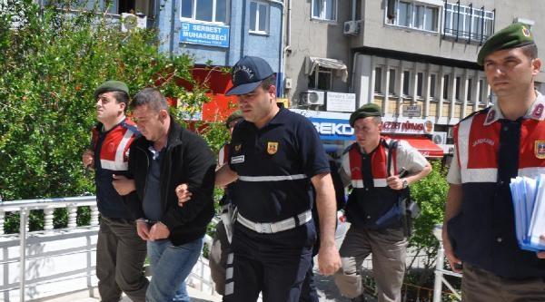 Nato Hattından Mazot Çalanlar Kredi Kartı Fişinden Yakalandı