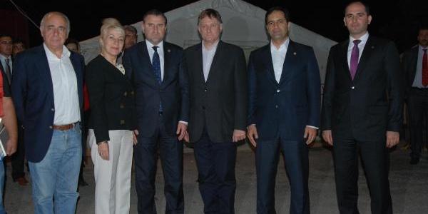 Nato Parlamenter Asamblesi Başkani Bayley Hatay'da(2)