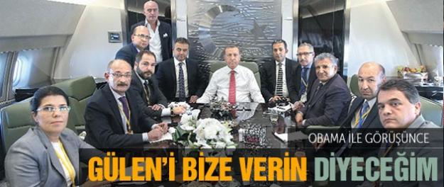 NATO Zirvesi'nde Obama'dan Gülen'i isteyecek!