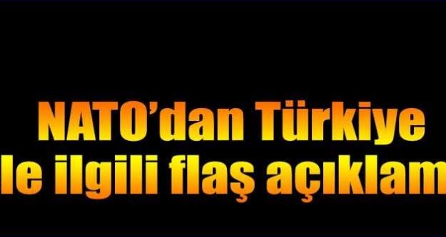 NATO'dan Şaşırtan Açıklama !