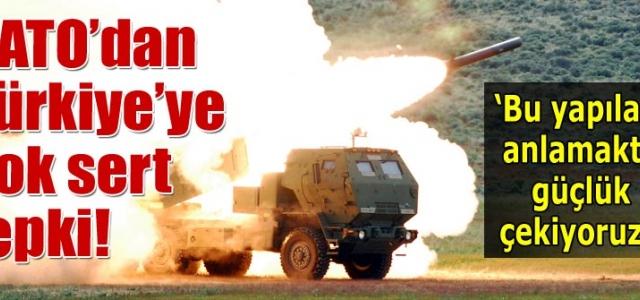 NATO'nun yanında Çin yapımı sistem olmaz'