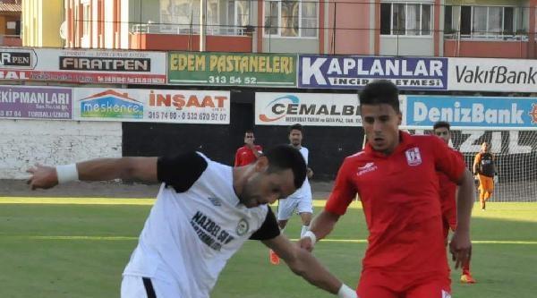Nazilli Belediyespor - Balıkesirspor Fotoğrafları