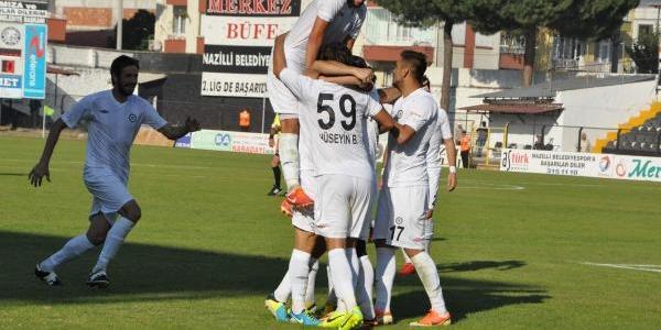 Nazilli Belediyespor - Bandirmaspor: 3-0