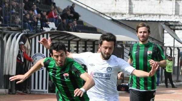 Nazilli Belediyespor - Körfez Futbol Kulübü Fotoğrafları