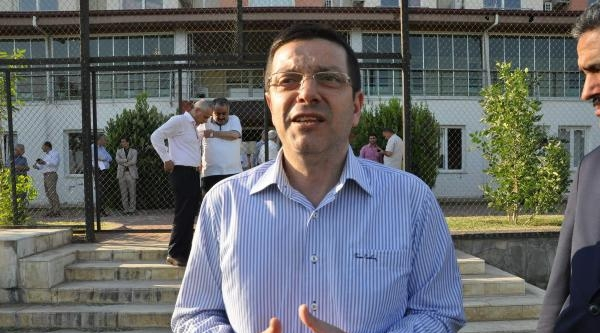 Nazilli Belediyespor'da Volaka 3'üncü Defa Başkan
