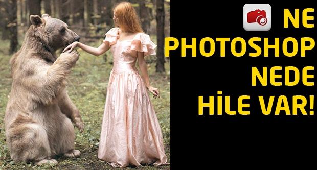 Ne photoshop ne de hile var!
