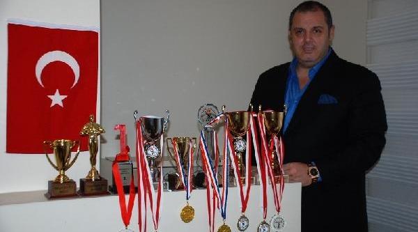 Necmettin Karabacak Yeşilyurt Spor Kulübü Başkanliği'na Aday