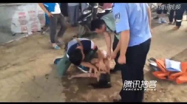 Nehire Atlayan Kadın Böyle Yaşama Döndürüldü