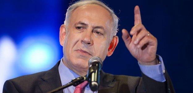 Netanyahu yine tehdit yağdırdı!