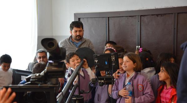 'netekim Karakolu' Setine Öğrenci Ziyareti