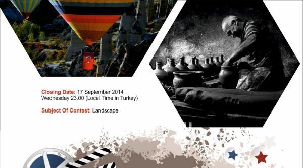 Nevşehir Belediyesi 5'inci Uluslar Arası  Fotoğraf Yarışması Düzenliyor
