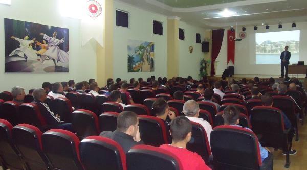 Nevşehir Cezaevi'nde İstanbul'un Fethi Konferansı