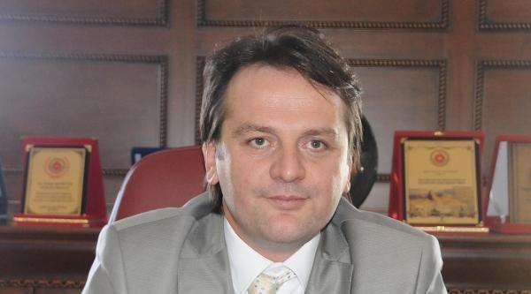 Nevşehir Cumhuriyet Başsavcısı Osman Nuri Güler Edirneye Atandı