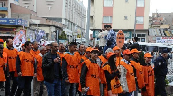 Nevşehir'de 1 Mayıs Kutlaması