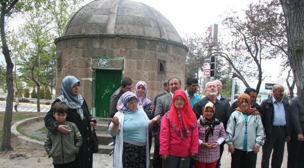 Nevşehir'de Görme Engelliler Yağmur İçin Dua Etti
