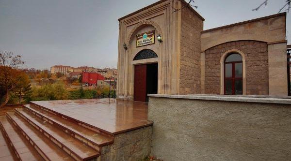 Nevşehir'de Özel Insanlar Eğitim Merkezi