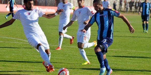 Niğde Belediyespor-Adana Demirspor: 1-2(Türkiye Kupasi)