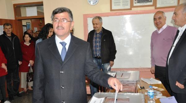 Niğde'de Seçimi Ak Parti Adayı Faruk Akdoğan Kazandı