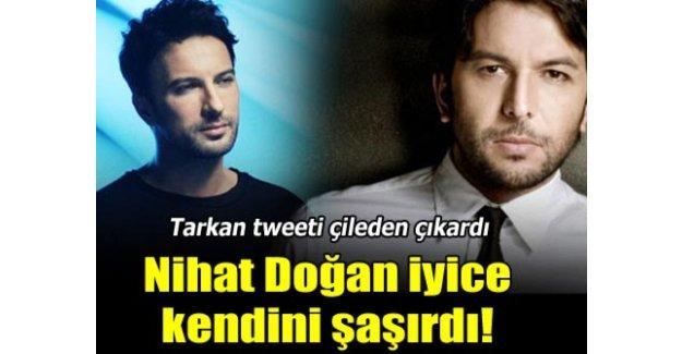 Nihat Doğan'dan şok Tarkan tweeti!