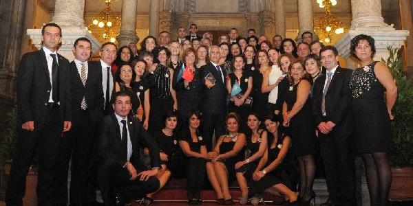 Nilüfer Belediyesi'Ne Avrupa'Dan Başari Ödülü- Ek Fotoğraflar