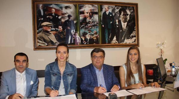 Nilüfer Belediyespor Pınar Cankarputsan'ı Renklerin Bağladı