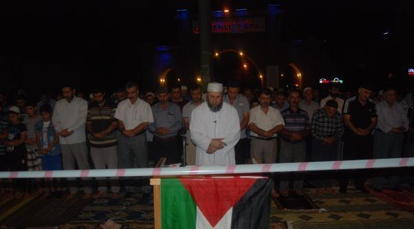 Nizip'te 'gazze' İçin Dua