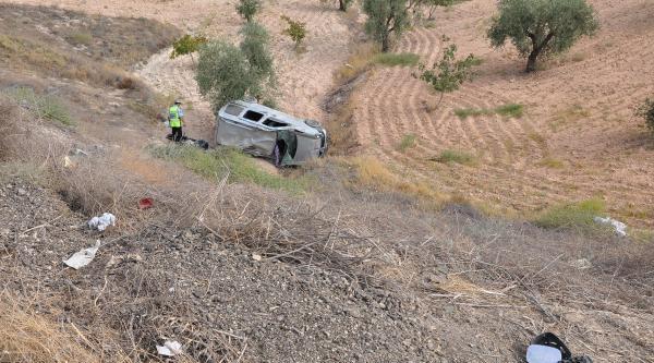 Nizip'te Kaza: 6 Yaralı