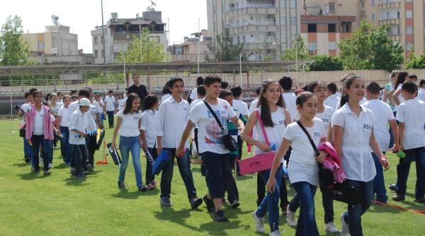 Nizip'te Öğrencilerden İki Rekor