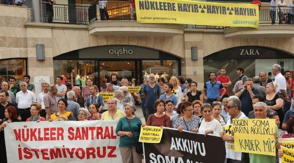 Nkp'den Nükleer Karşıtı Yürüyüş