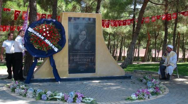 Norveç'te Öldürülen Doğan Ölüm Yıldönümünde Gaziantep'te Anıldı