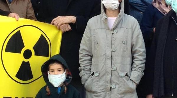 Nükleer Atik Için Suç Duyurusu