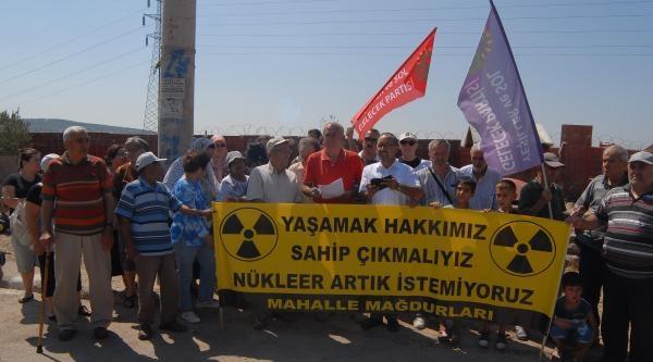 Nükleer Atıkları 'gelişigüzel' Temizlemeye Tepki