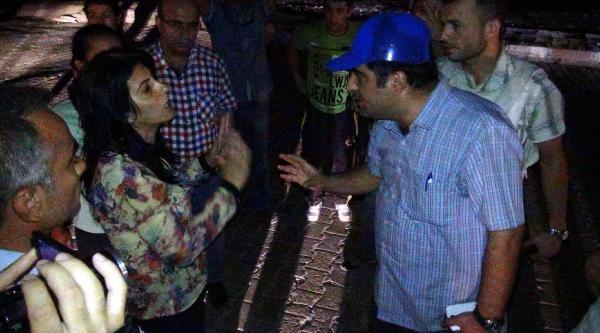 Nusaybin'de 'heykel' Protestosu