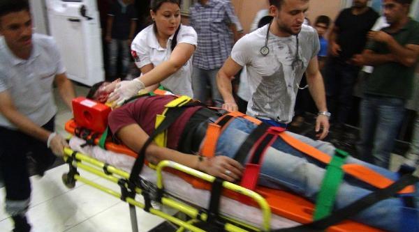Nusaybin'de İki Ayrı Kazada 4'ü Çocuk 12 Yaralı
