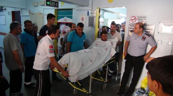 Nusaybin'de Silahlı Kavga: 2 Yaralı