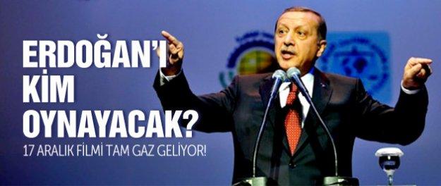 O filmde Erdoğan'ı oynayacak oyuncu bulundu!