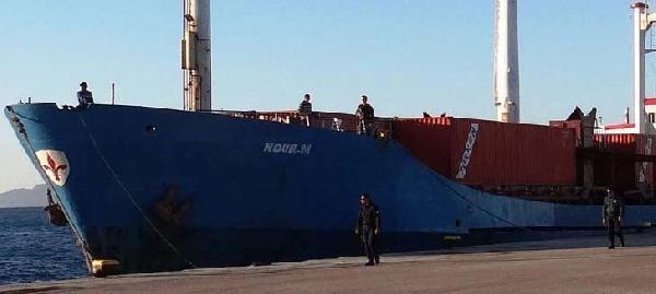 O Kaptan Konuştu: Gemide Silah Ve Patlayici Yok