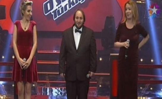 O Ses Türkiye'de Hasan Doğru, Melis ve Cansu'nun müthiş performansı: The Phantom Of The Opera
