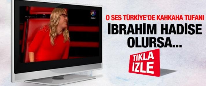 O Ses Türkiye'de kahkaha tufanı...