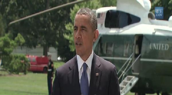 Obama: Ulusal Güvenlik Ekibi Değişik Olasılıklar Üzerinde Çalişiyor