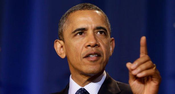 Obama'dan bir ilk!