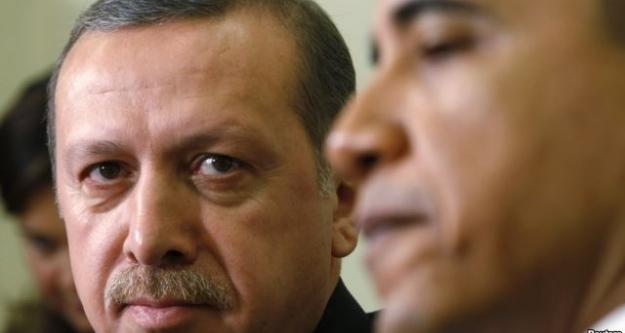 Obama'ya 'Türkiye'yin iç içlerine yine karıştı