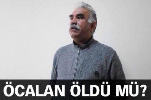 'Öcalan öldü' mü ?