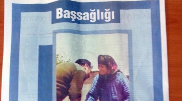 Öcalan'dan Tam Sayfa Başsağlığı İlani