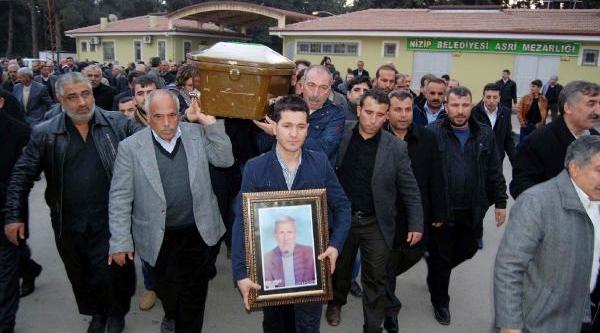 Öcalan'in Dayisinin Cenazesi Gaziantep'e Götürüldü (2)