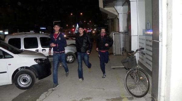 Ödemiş'te 3.6'lik Deprem Korkuttu (Fotoğraflar)